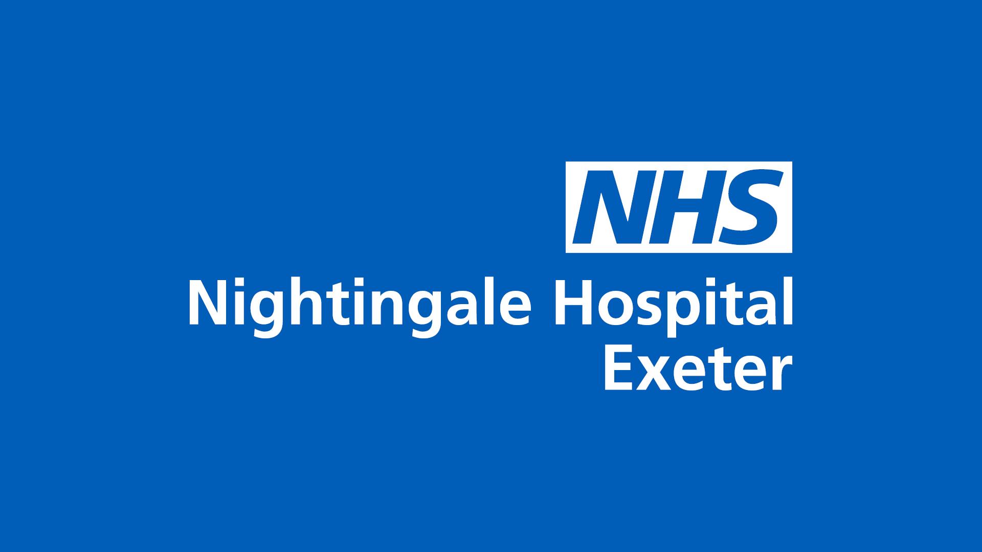 NHS nightingale hospital exeter