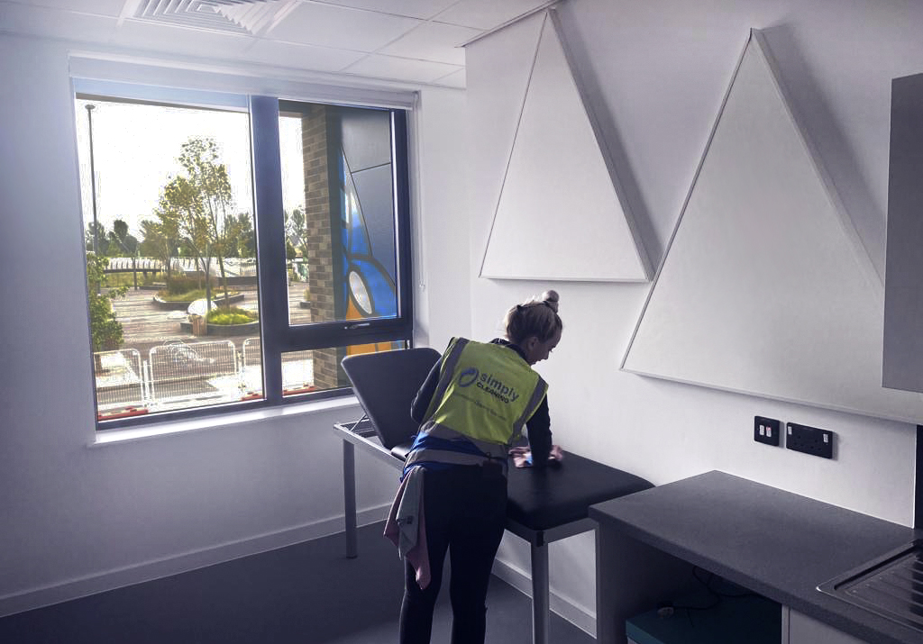 construction cleaning uk
