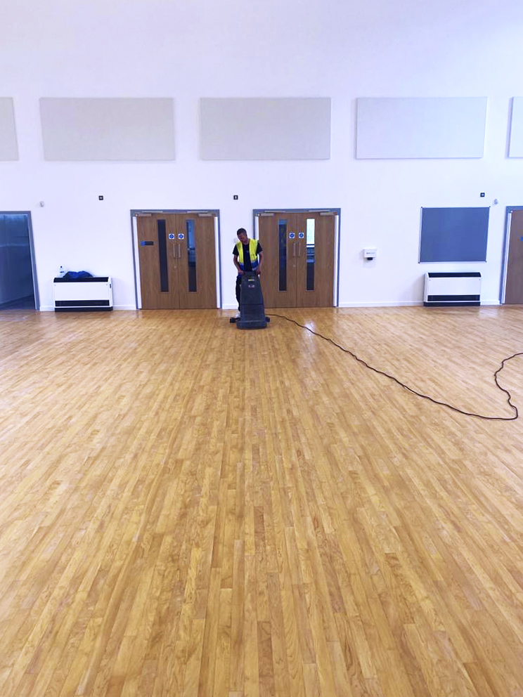 construction cleaning south west