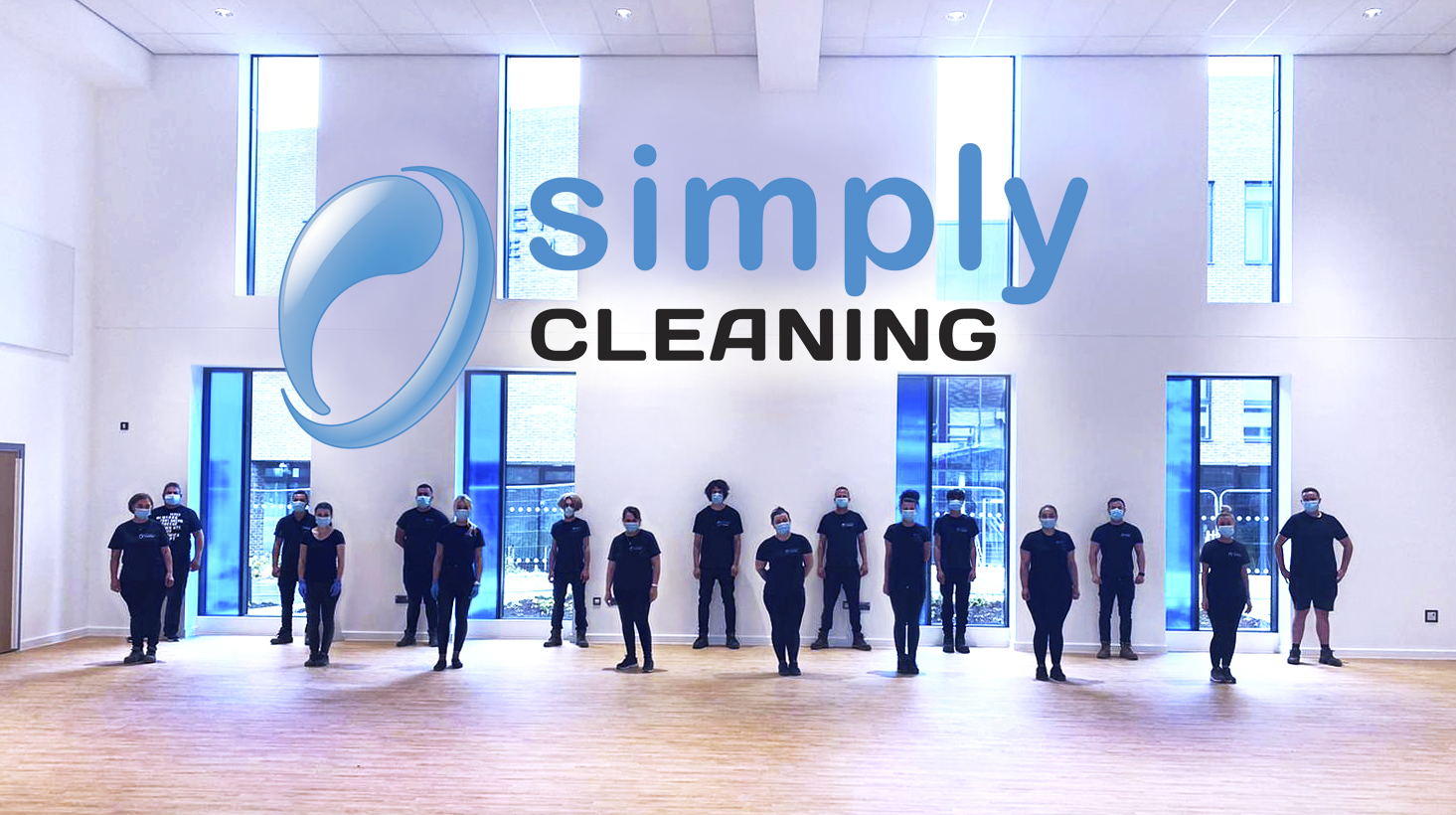 simply cleaning construction cleaning specialist Bristol