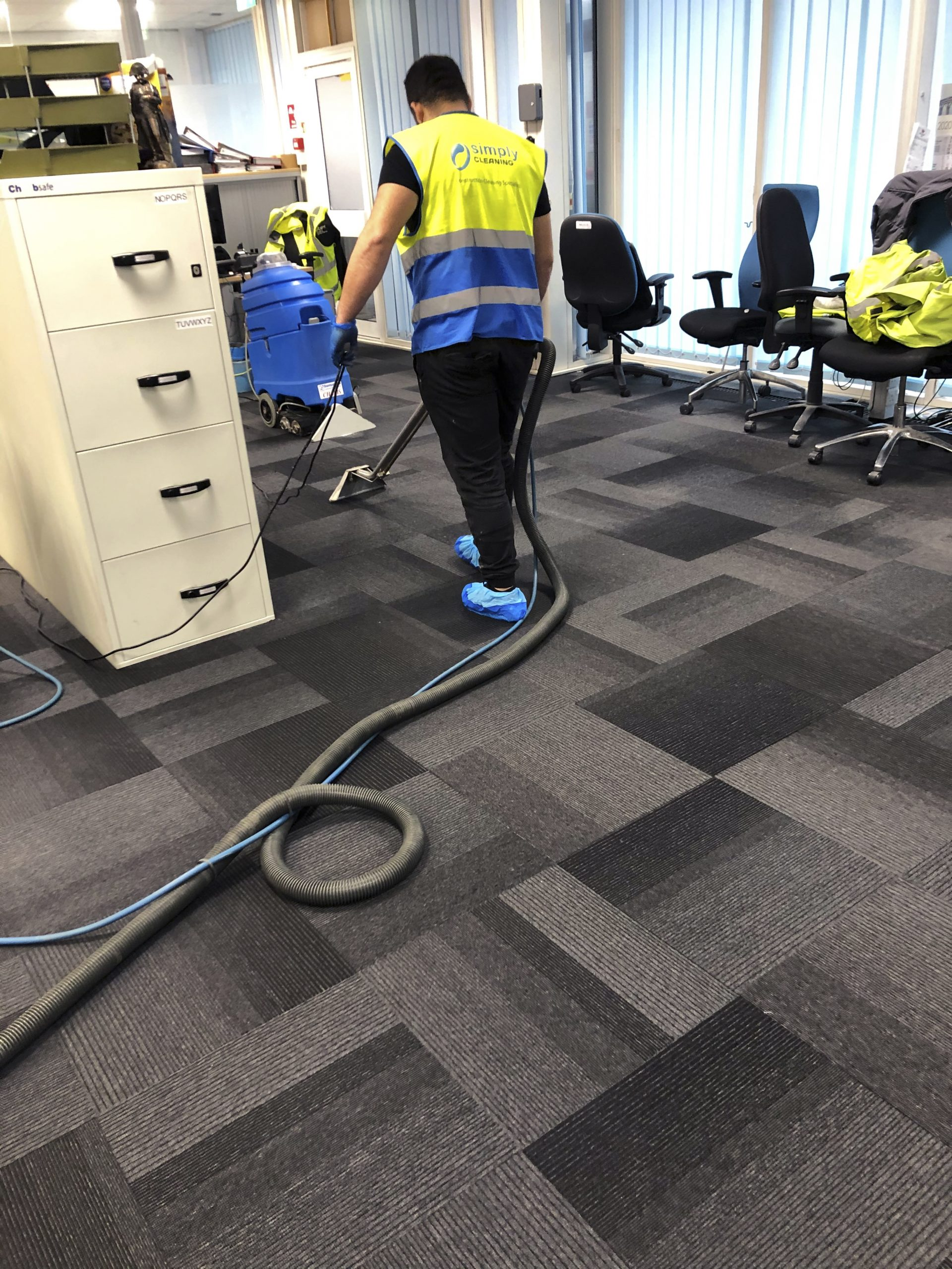 Commercial Carpet Cleaning Cardiff