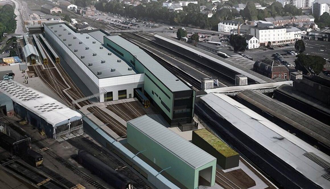 Hochtief Exeter Depot