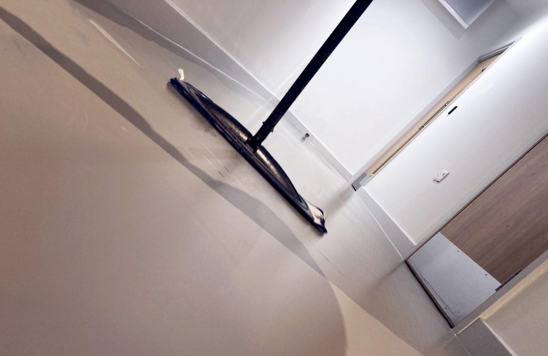 floor polish services