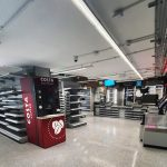 shop fit out cleaning in Wales