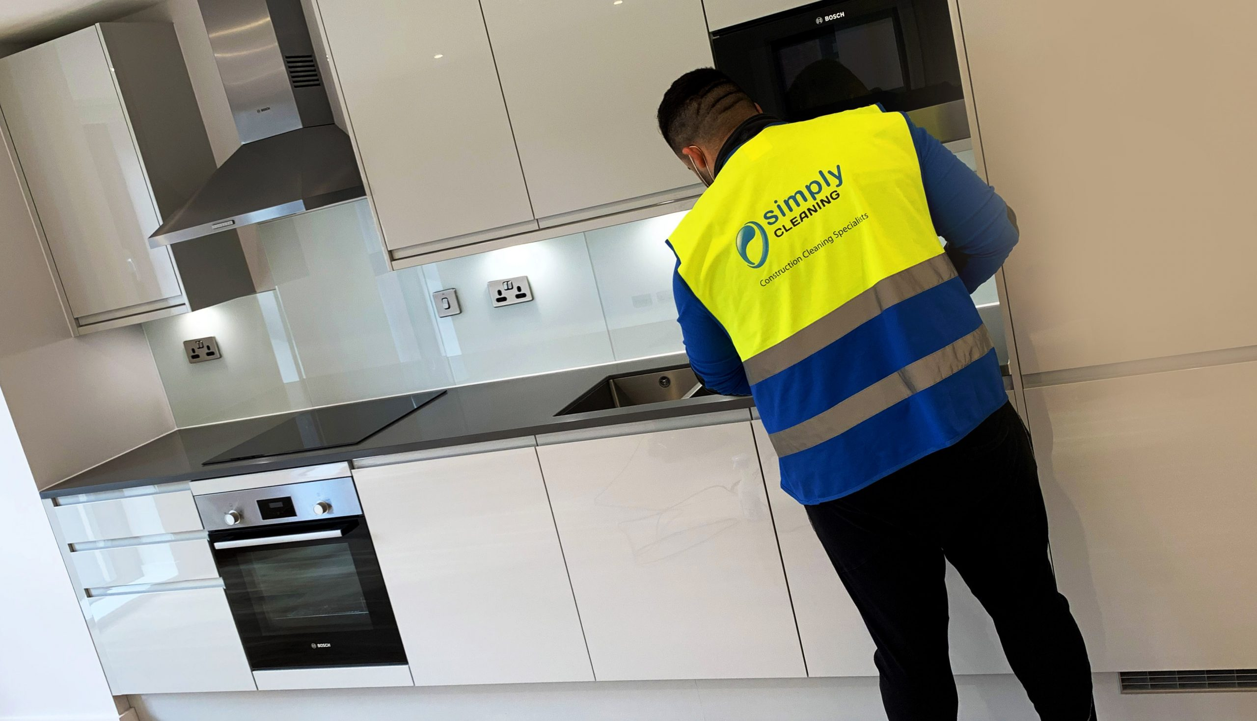 housebuilders cleaning services